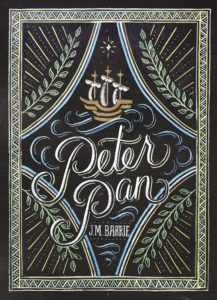 Peter Pan by James Matthew Barrie