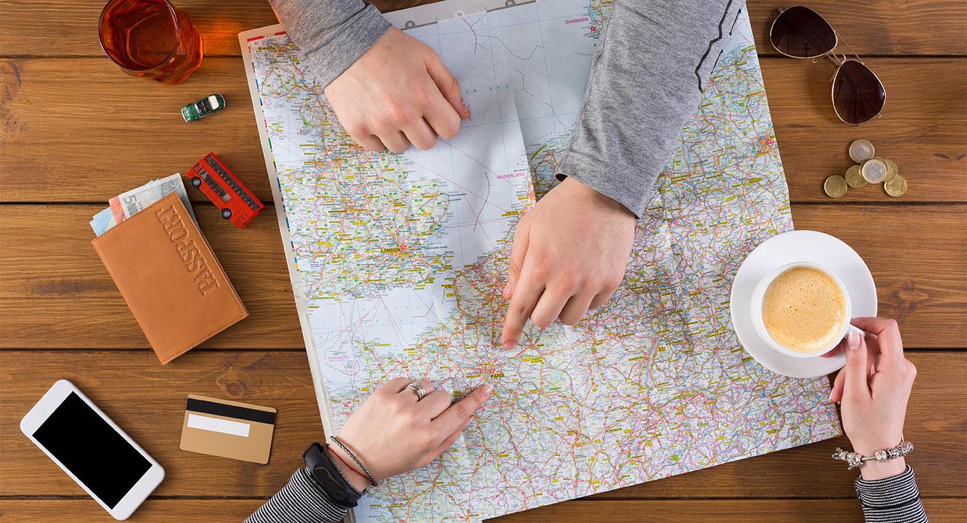 Idées de voyages en France