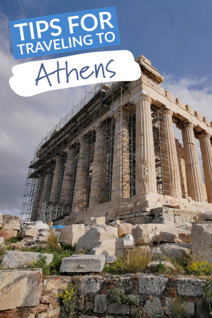 Tips for traveling to Athens