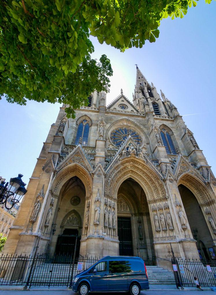 Sainte Clotilde basilica