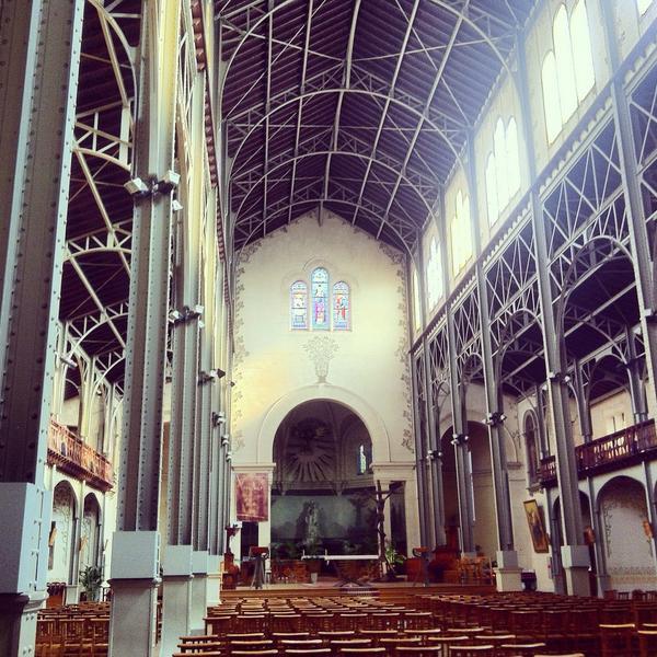 Eglise Notre-Dame du Travail