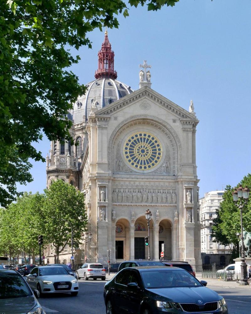Eglise Saint Augustin de Paris