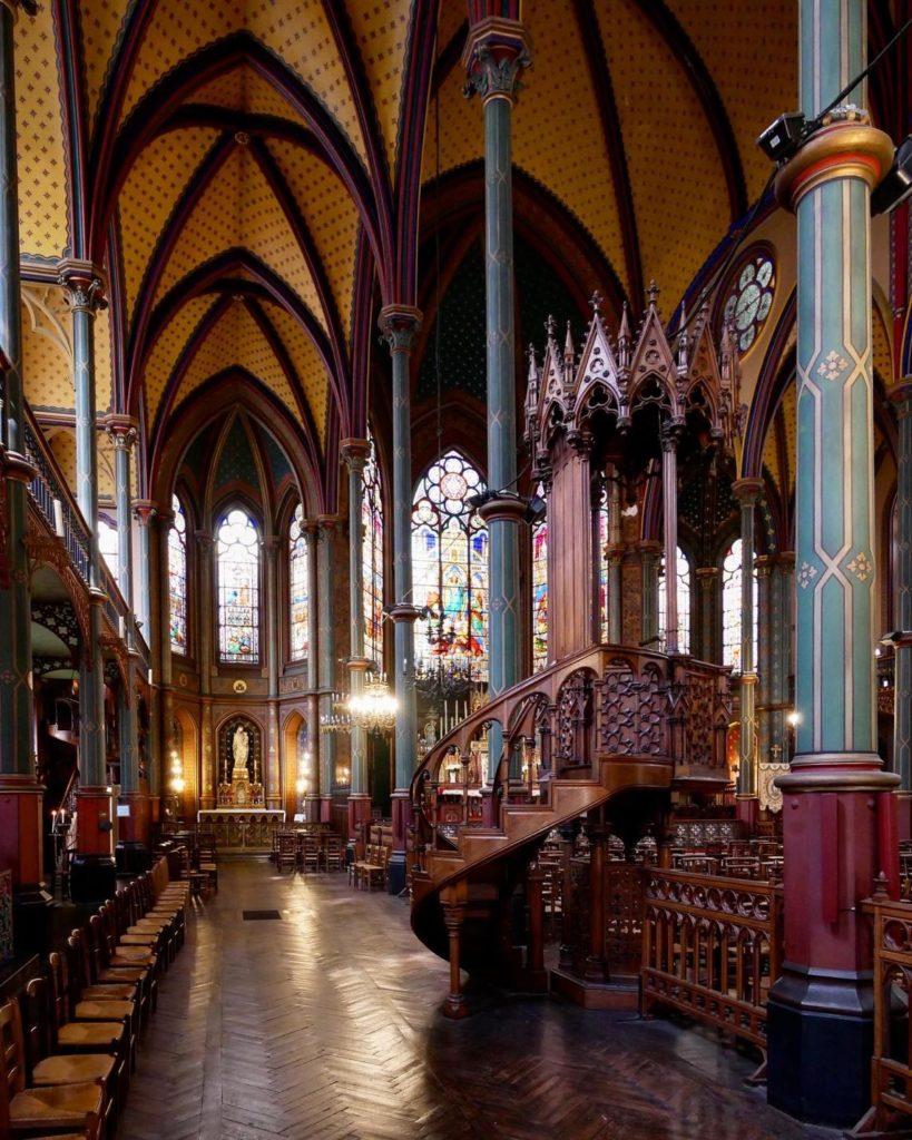 Eglise Saint Eugène Sainte Cécile