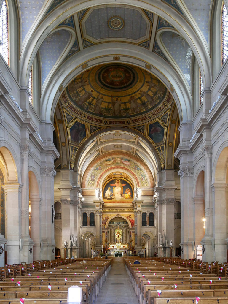 Saint François Xavier church