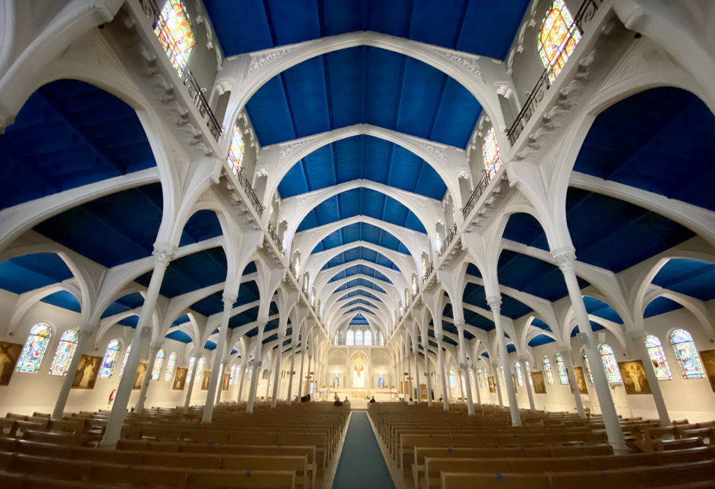 Churches to see in Paris