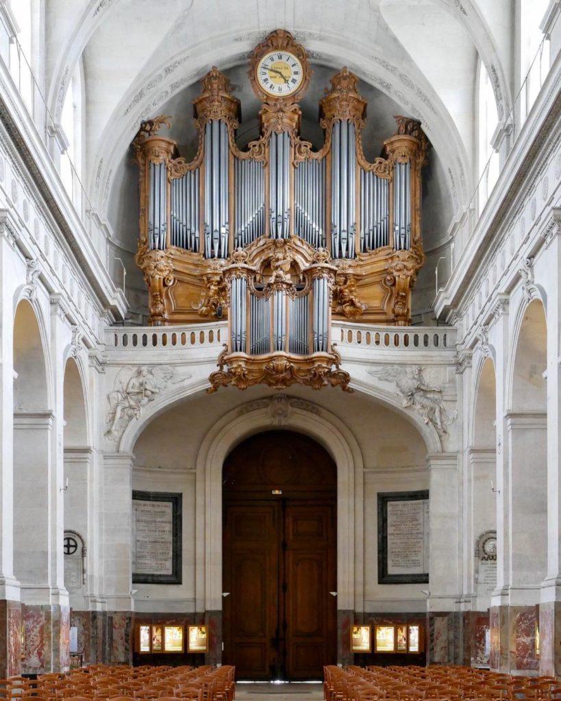 Saint Roch Church in Paris