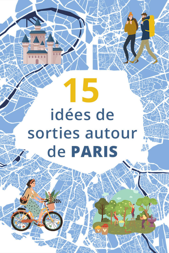 Idées de sorties autour de Paris