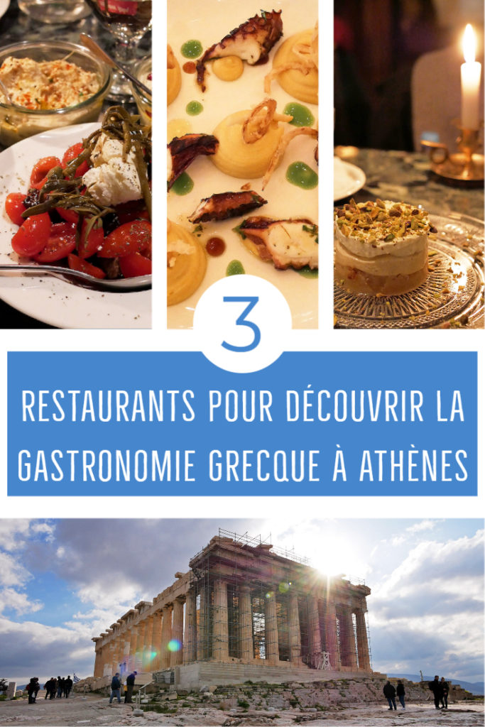 Restaurants à Athènes