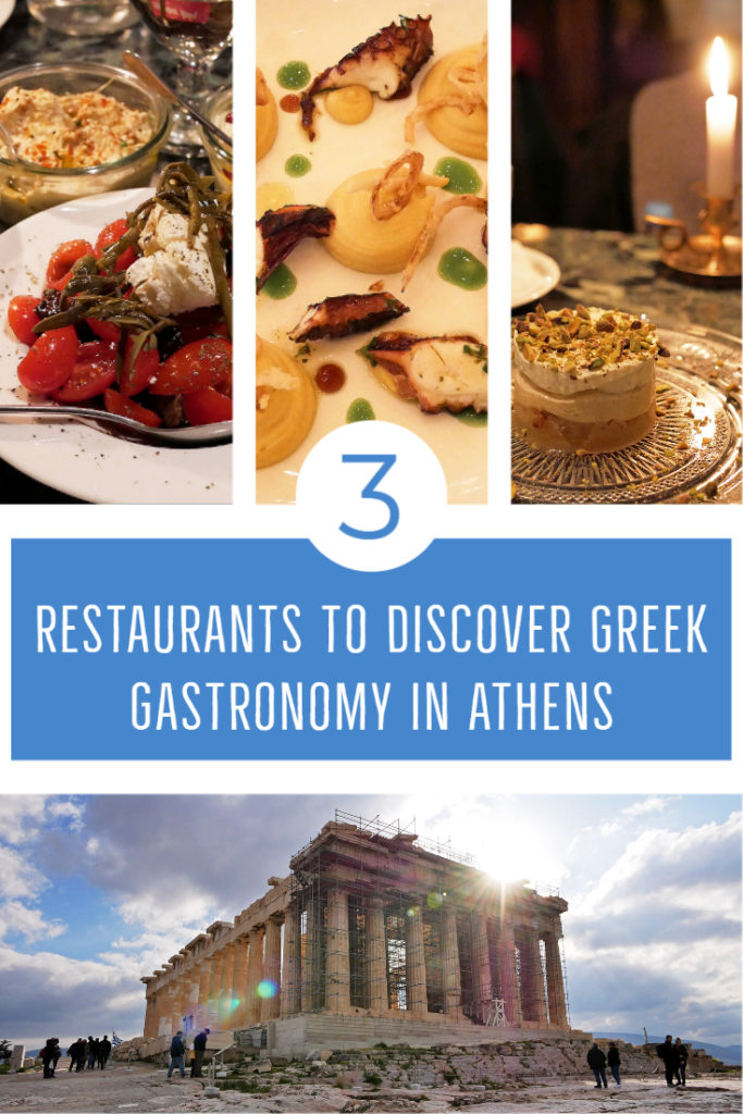 restaurants to discover greek gastronomy