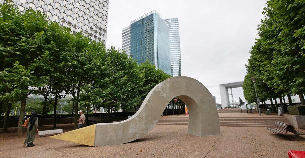 The Extatiques Paris La Défense