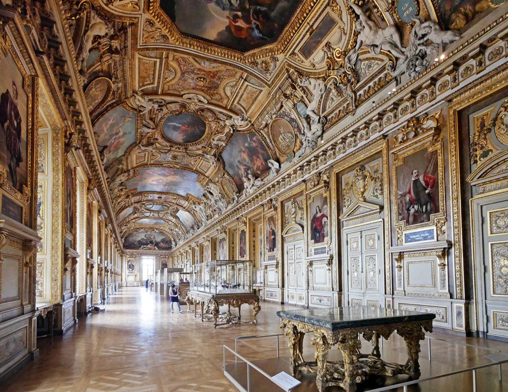 Visiter le musée du Louvre