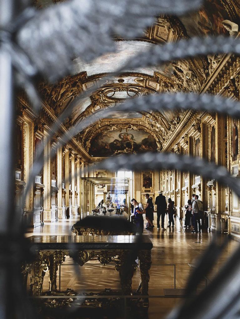 Musée du Louvre, Galerie d'Appolon