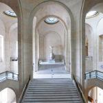 Visite privée dans le musée du Louvre vide