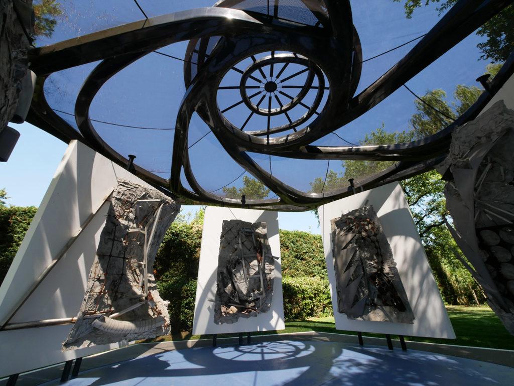 Stella Chapel by Frank Stella at the Venet Foundation