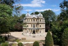 The Monte-Cristo castle