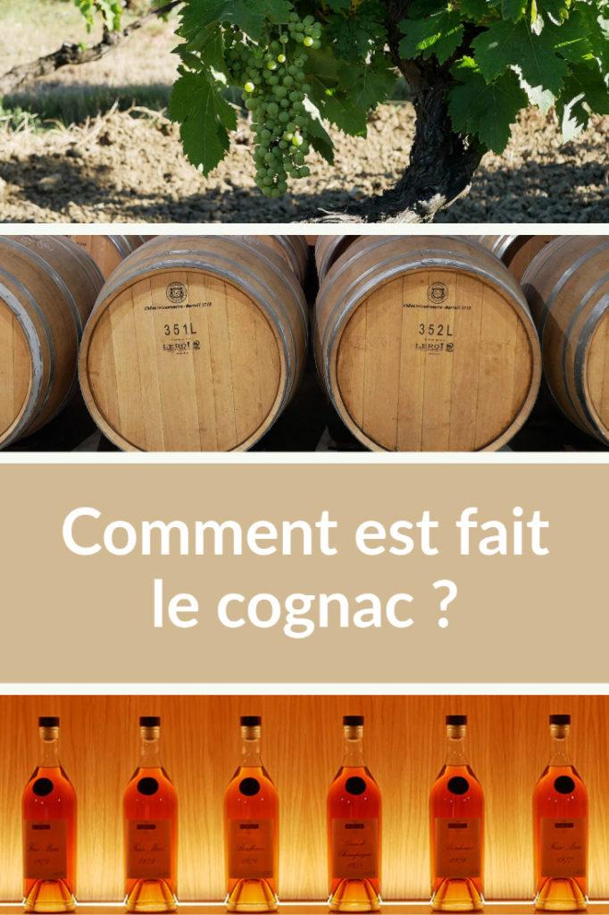 Comment est fait le cognac ?