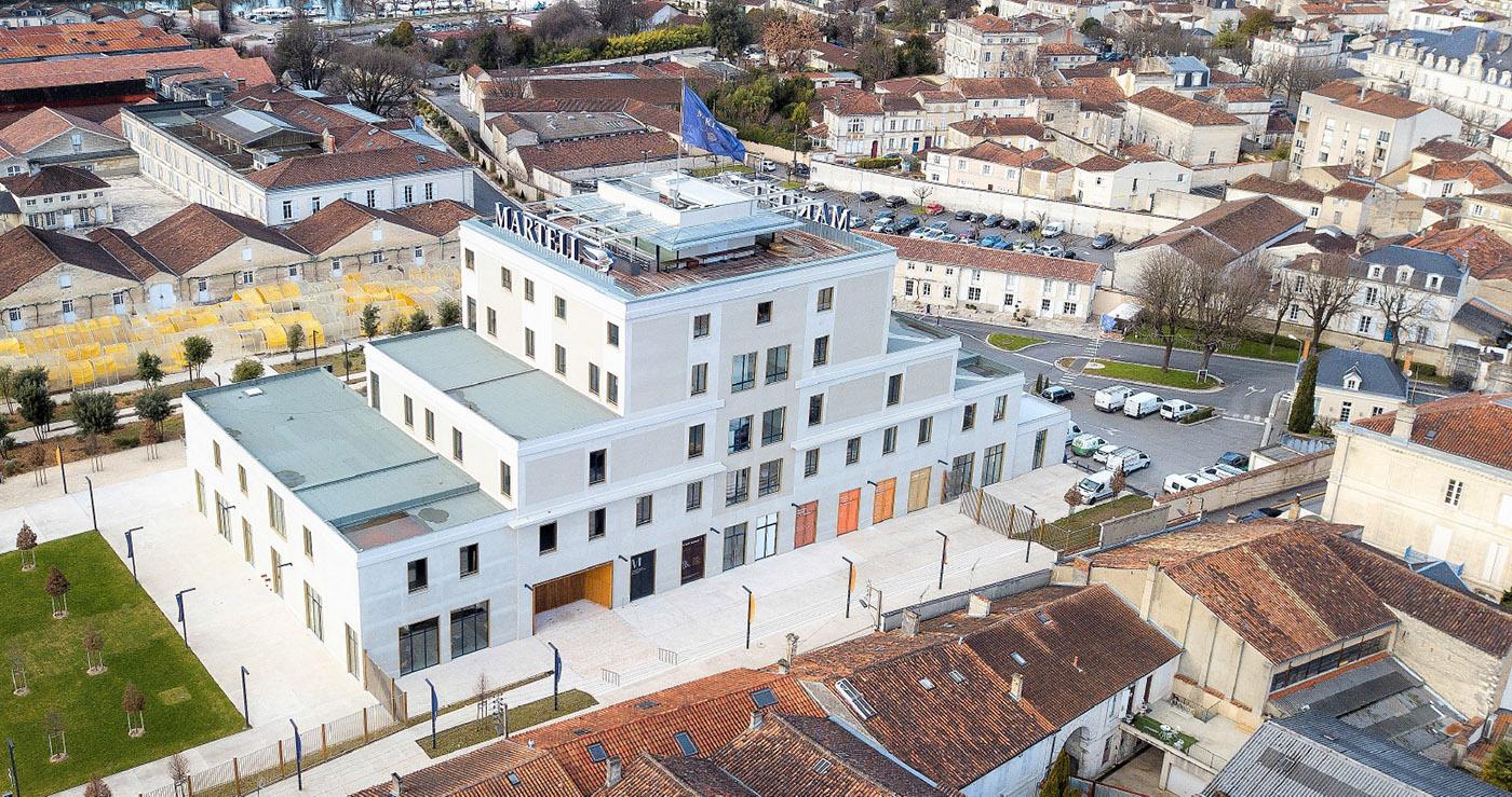 Fondation d'entreprise Martell à Cognac