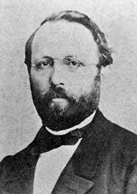 Jean Daum, fondateur de la cristallerie Daum