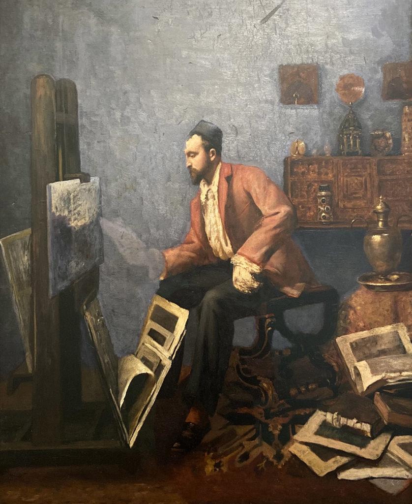 Alphonse Osbert, Antonin Personnaz