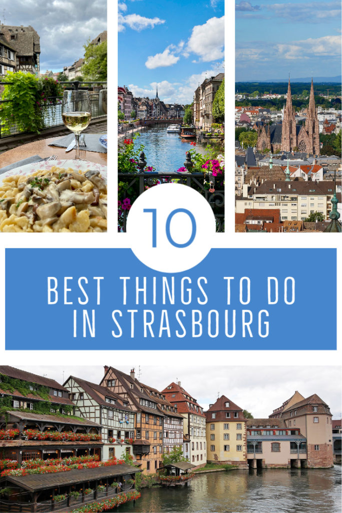 10 best things to do to discover Strasbourg