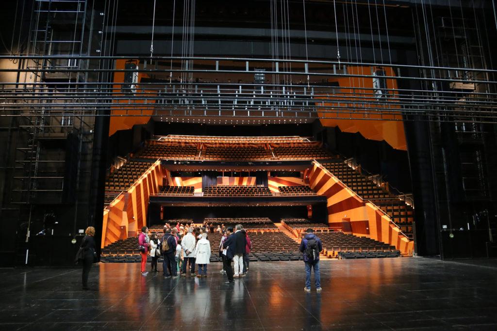 Journées Européennes du Patrimoine : l'Opéra de Dijon