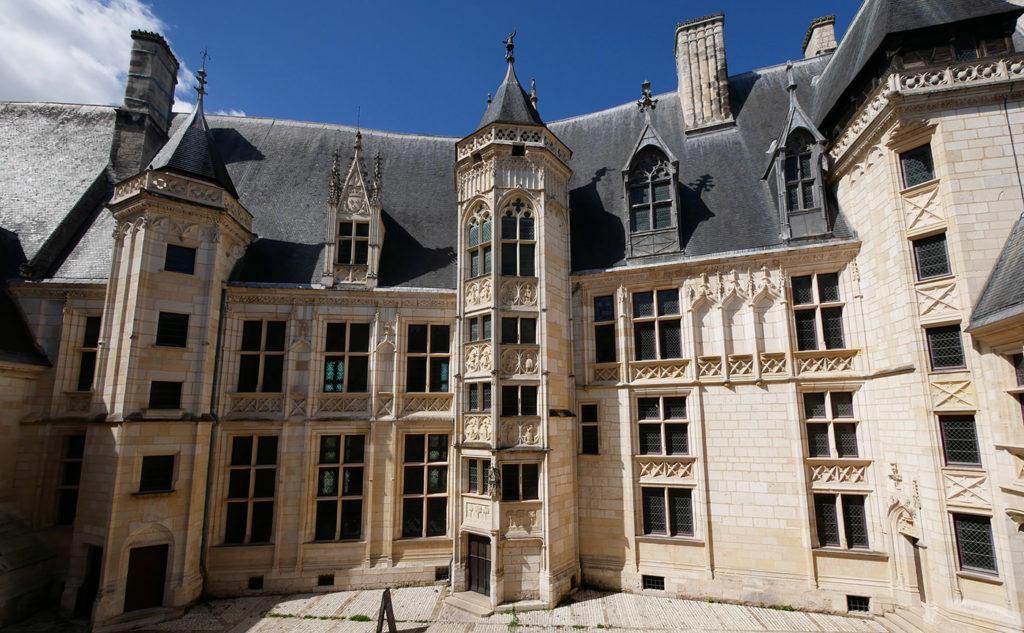 Palais Jacques Cœur in Bourges