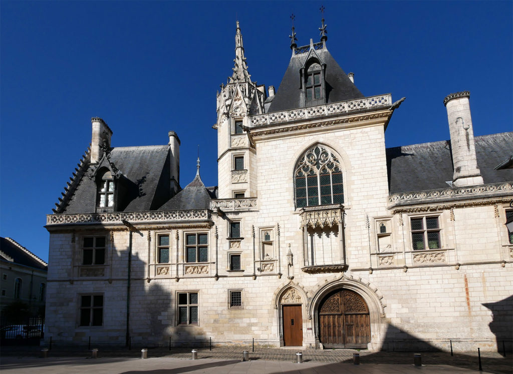 Visite du Palais Jacques Coeur