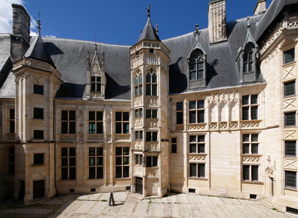 Histoire du Palais Jacques Coeur de Bourges