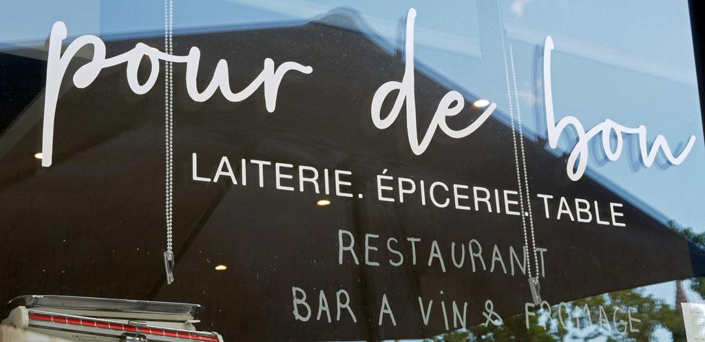 Restaurant Pour de Bon in Strasbourg