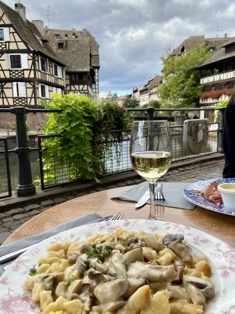 Best places to eat in Strasbourg