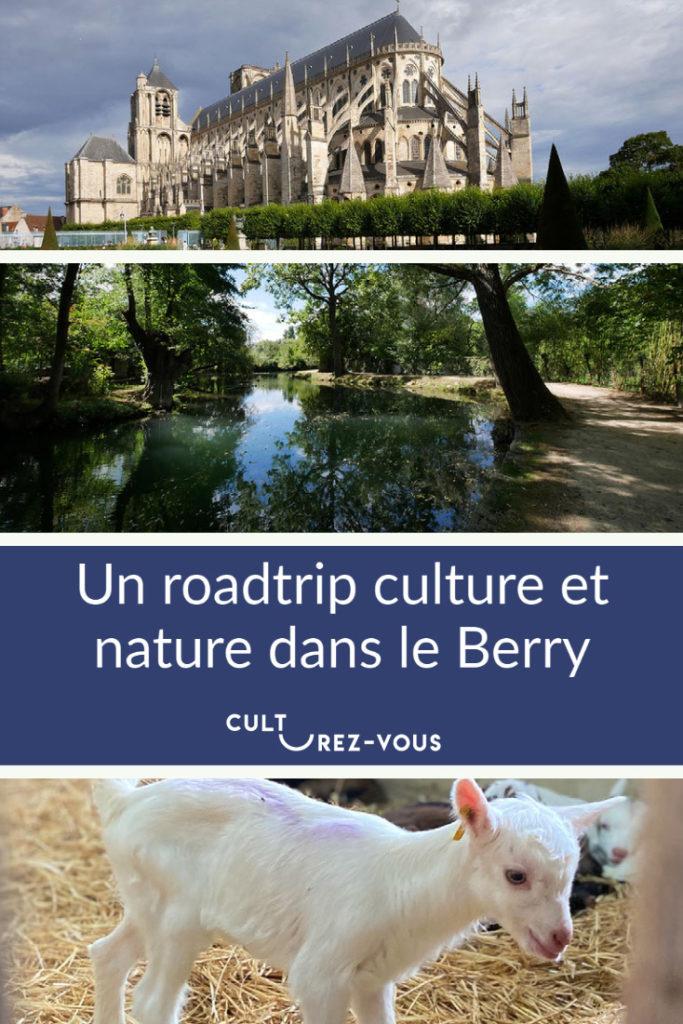 Guide voyage dans le Berry