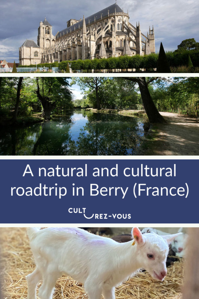 Natural and cultural trip in Berry