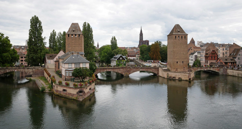 city guide to discover Strasbourg