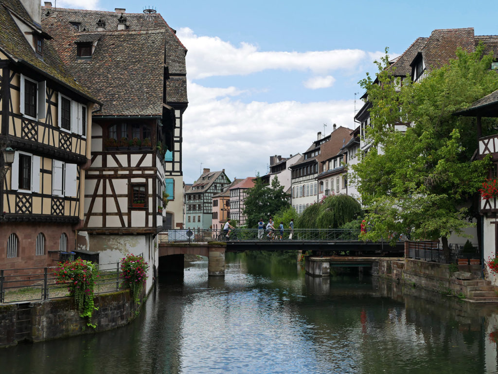 Un weekend à Strasbourg