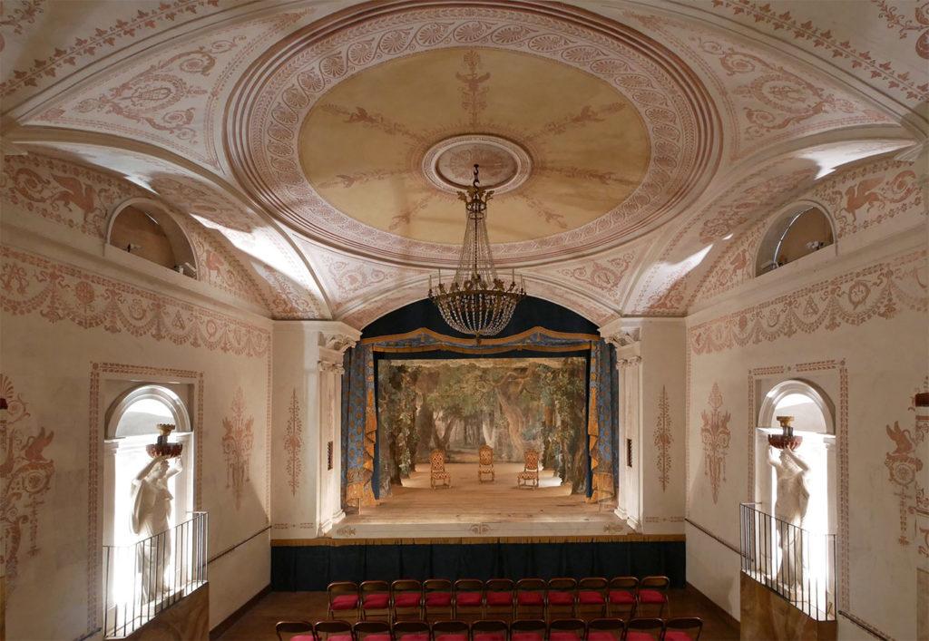 Valençay theatre