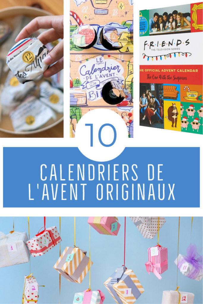 10 calendriers de l'avent originaux