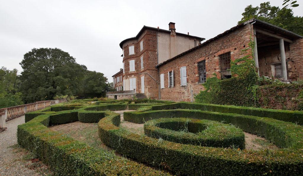 Gaillac, Château Lastours