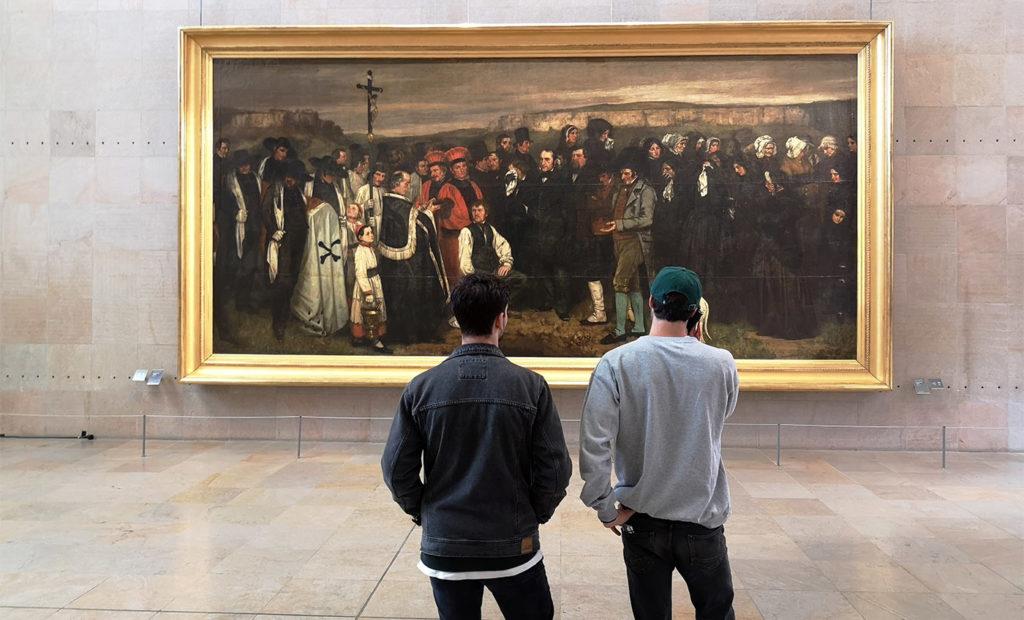 Podcast histoire de l'art