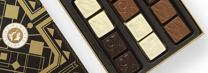 Idée cadeaux : offrir des chocolats