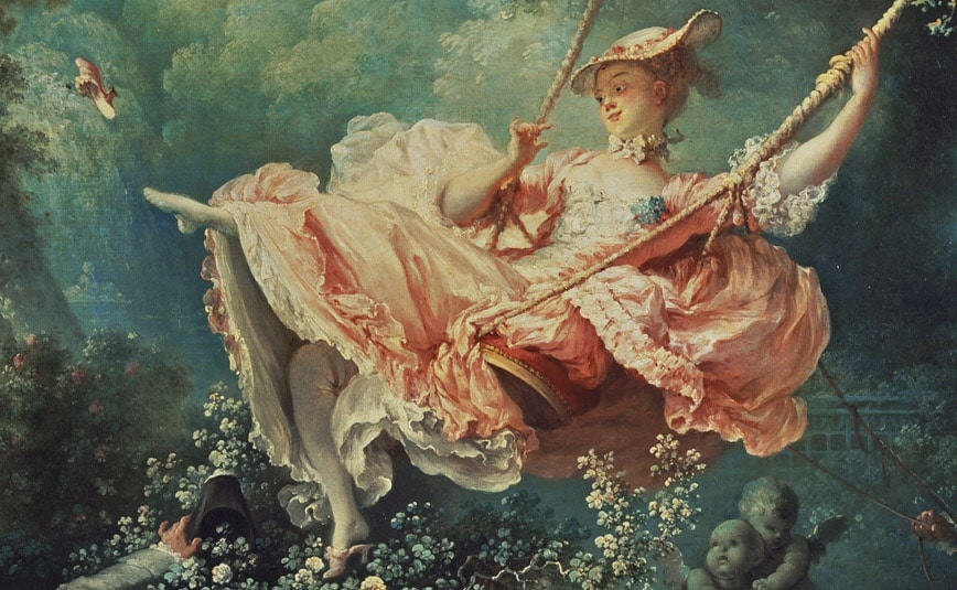 Analysis of The Swing by Jean-Honoré Fragonard