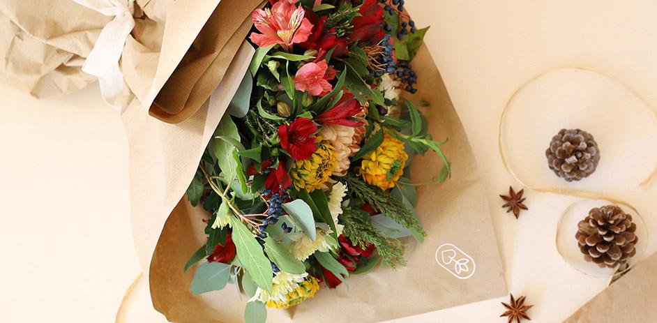 Offrir des fleurs pour la Saint-Valentin