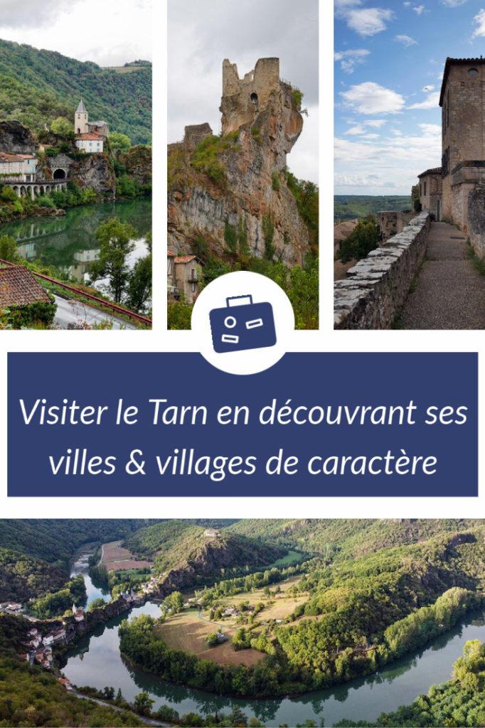 Guide de voyage pour visiter le Tarn