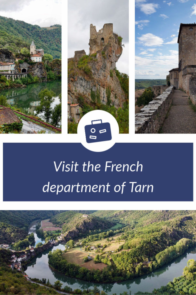 Visit the french department of Tarn