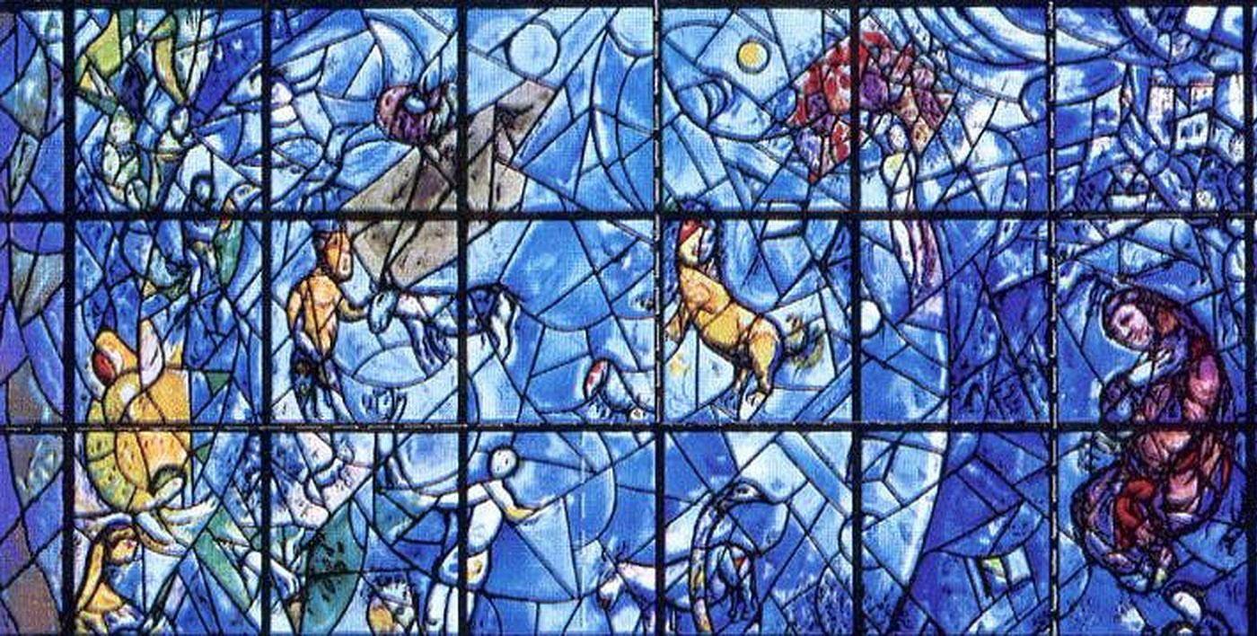 Exposition Chagall, Passeur de lumière, au Centre Pompidou-Metz