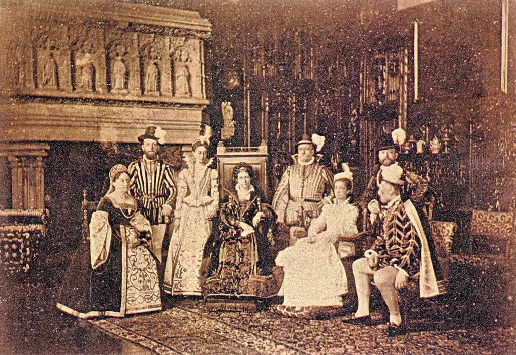 La famille Gaillard