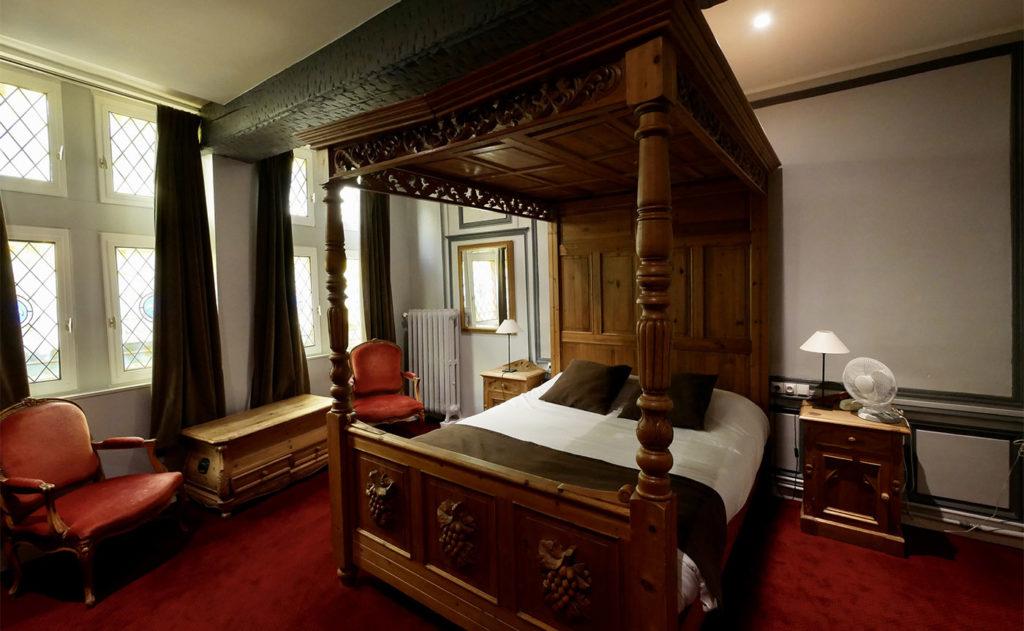 Where to sleep in Aube region ?