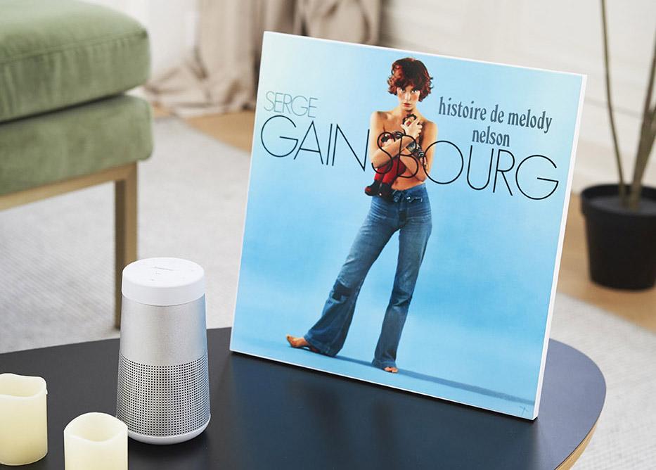L'album iiconi de Serge Gainsbourg