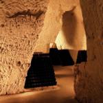 Les caves de Taittinger