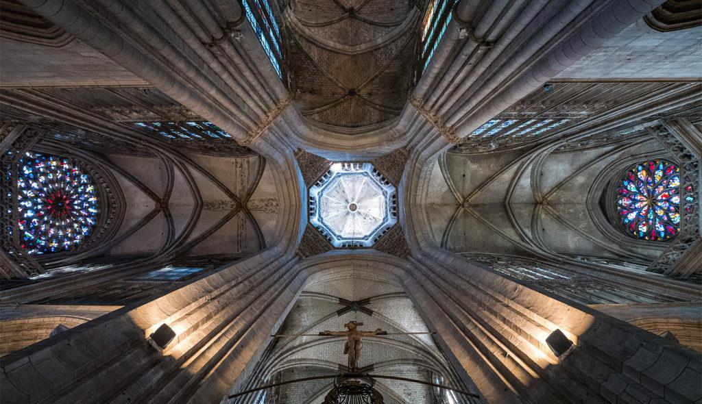 Evreux cathedral