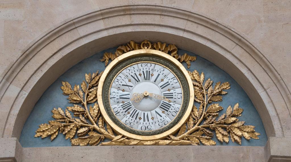 What is the history of the Hôtel de la Marine in Paris?
